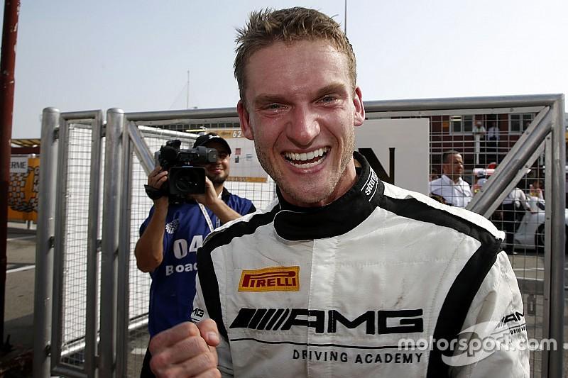 È Maro Engel la nuova scelta della Venturi per la Formula E!