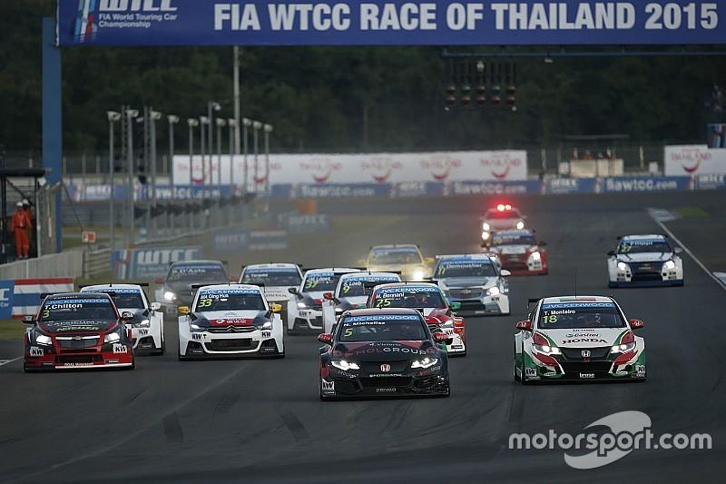 Этап WTCC в Таиланде под угрозой срыва