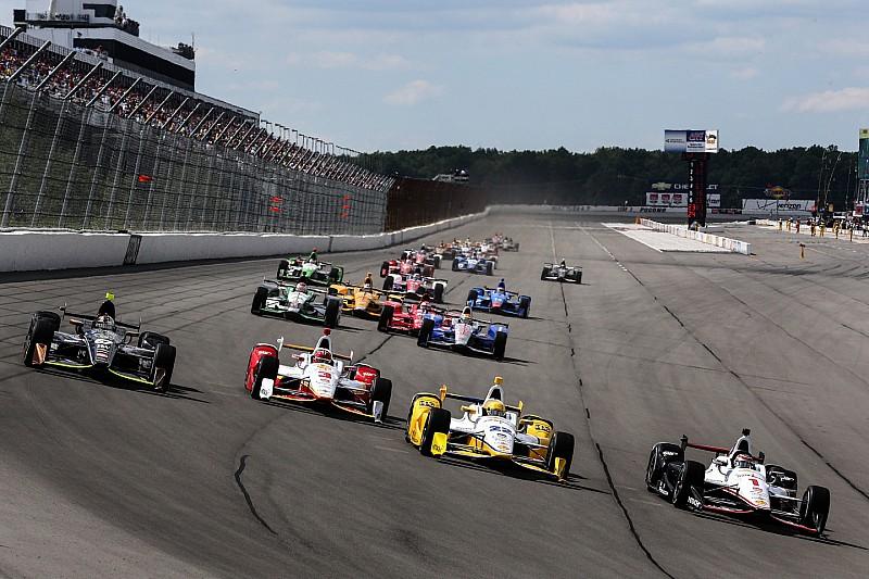 Pocono für zwei weitere Jahre im IndyCar-Kalender