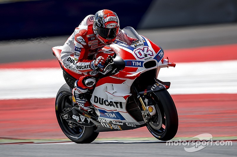 Петруччи назвал Ducati фаворитами Гран При Австрии