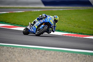 MotoGP News Suzuki-MotoGP-Pilot Aleix Espargaro mit leichter Fingerfraktur