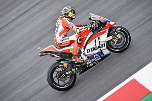 MotoGP Отчет о квалификации Янноне выиграл квалификацию в Австрии