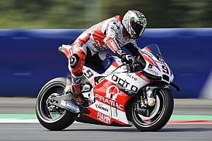 MotoGP Noticias Petrucci, sancionado; Laverty cree que fue