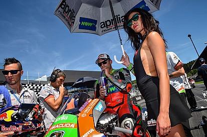 No retorno da MotoGP à Áustria, Grid Girls brilham novamente