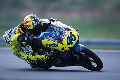 Vor 20 Jahren: Der erste Sieg von Valentino Rossi in der Motorrad-WM