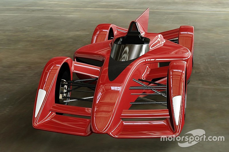 Dome примет участие в тендере на поставку шасси для Формулы Е