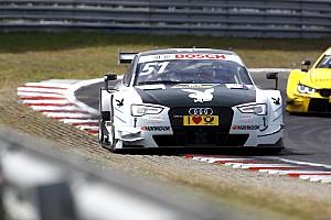 DTM Résumé d'essais EL2 - Nico Müller et Audi entre les gouttes