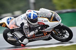 Moto3 Raceverslag WK-leider Binder crasht aan kop in Brno, regenzege voor McPhee