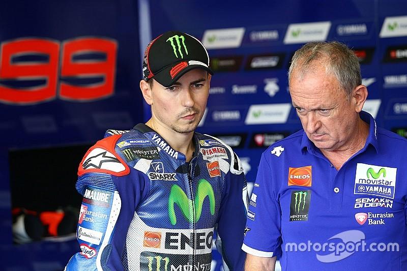 """Lorenzo: """"Team kon in de pits mijn bandenproblemen niet goed zien"""""""