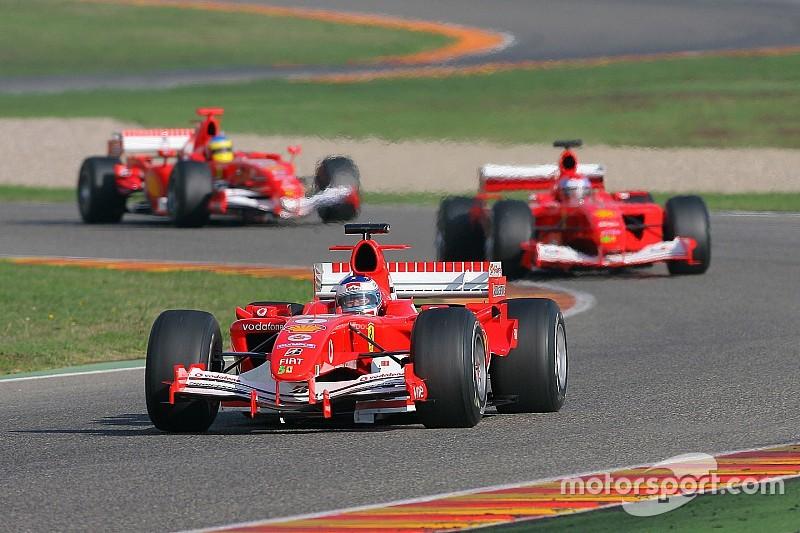 2009 – Сподівання Ferrari на третій болід для Шумахера