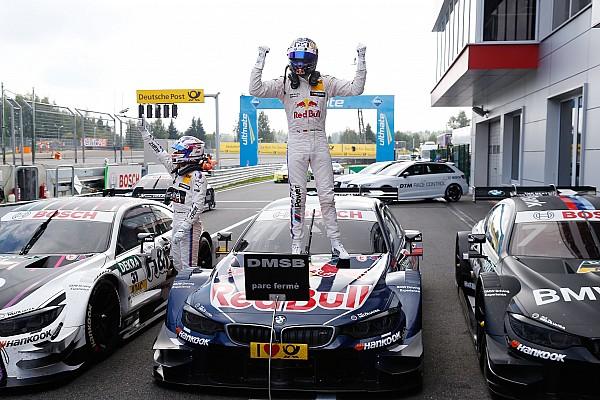 Audi-Fahrer Edoardo Mortara: