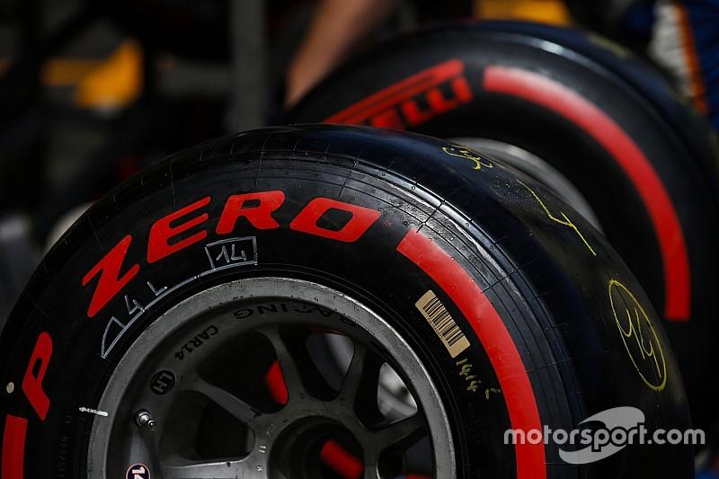 六车队队友蒙扎轮胎选择不同