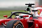 In Spa-Francorchamps: Nico Rosberg und Mercedes testen Halo