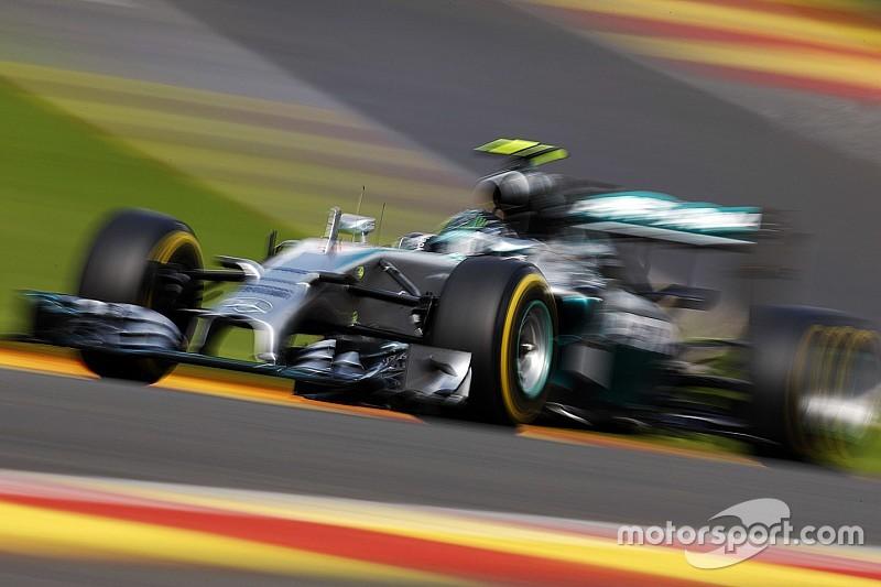 Rosberg probará el Halo en los libres del GP de Bélgica