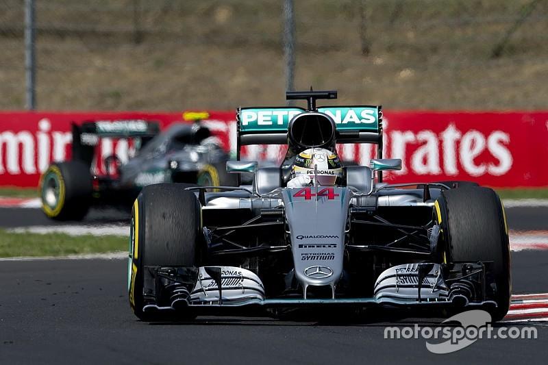 Hamilton podría enfrentar una sanción en Spa