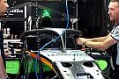 Ook Nico Hülkenberg test halo op Spa-Francorchamps