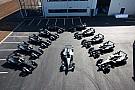 Le monoposto di F.E resteranno Spark Racing Technology