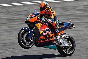 MotoGP Test KTM a Misano per preparare la RC16 al debutto previsto per Valencia