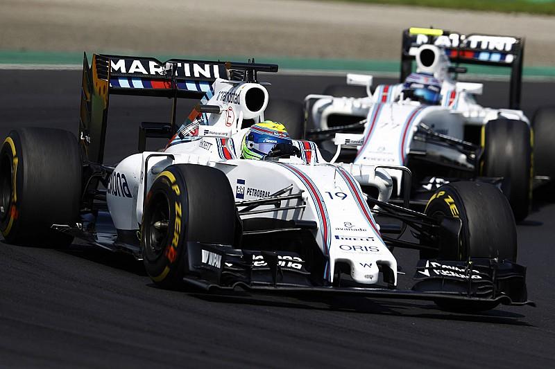 Toekomst Massa en Bottas bij Williams nog onzeker