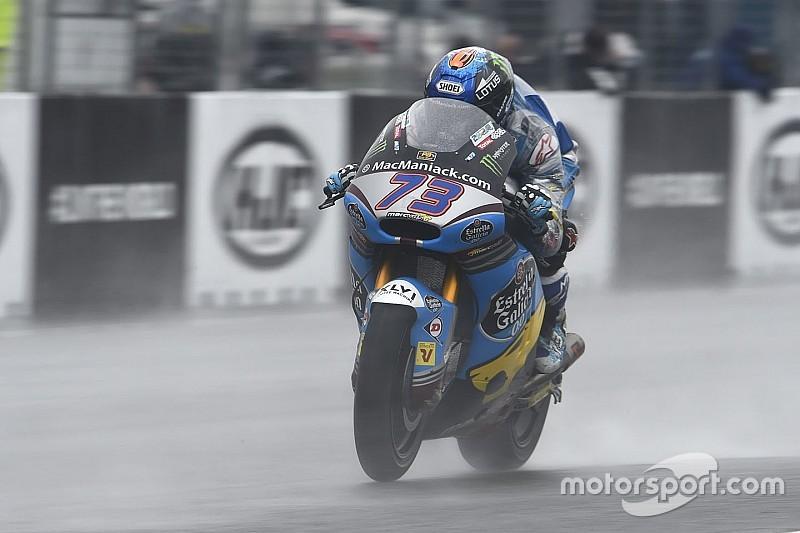 """Álex Márquez: """"El año pasado me autoimpuse demasiada presión"""""""