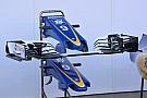 Breve análisis técnico: alerón delantero y morro del Sauber C35