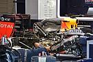 Технический брифинг: заднее крыло Red Bull RB12
