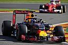 Topshots: Vier teams proberen halo uit op Spa-Francorchamps