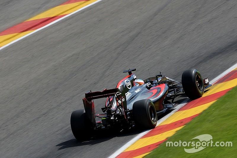 """Alonso: """"Trabajaremos de cara a la carrera"""""""