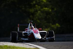 GP3 Отчет о квалификации Леклер завоевал поул в Спа