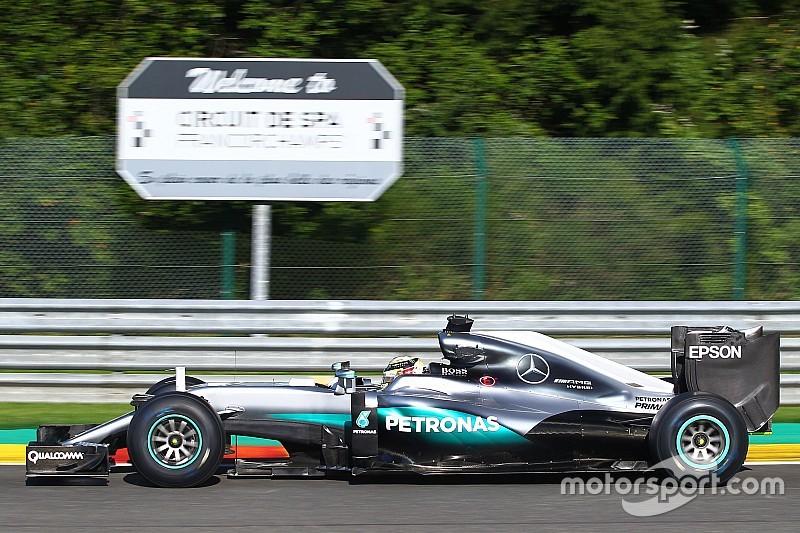 """Lewis Hamilton startet in Spa von ganz hinten: """"Schlechtester Zeitpunkt"""""""