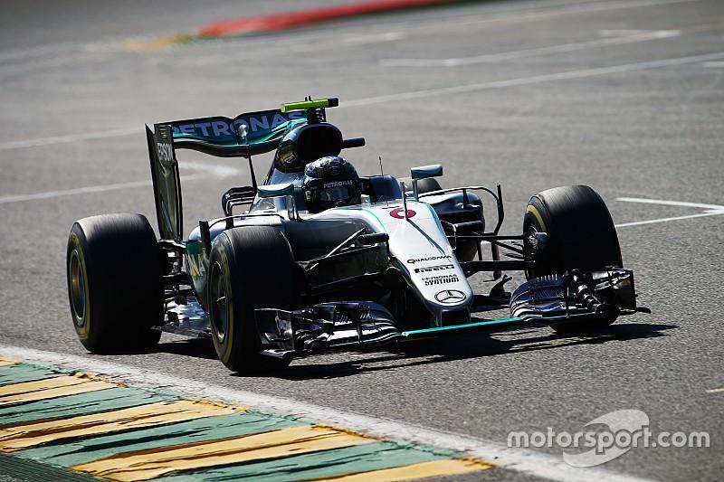 """Nico Rosberg: """"Das wird sicher kein einfaches Rennen"""""""