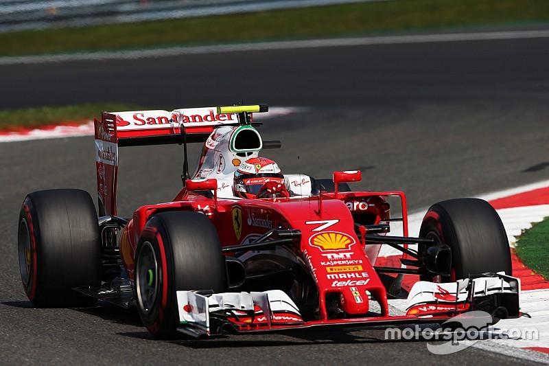 """Kimi Räikkönen: """"Die letzte Kurve hat die Pole-Position gekostet"""""""