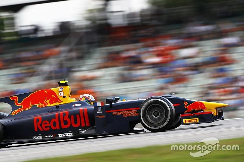 GP2比利时第一回合:加斯利关键超越制胜