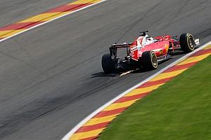 F1 Noticias de última hora Vettel explica su enojo por radio en Spa