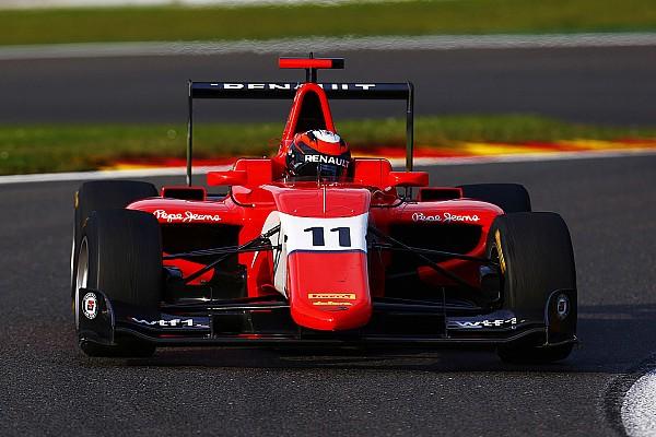 جاك أيتكن يُحرز فوزه الأوّل في الجي بي 3 في السباق الثاني في بلجيكا