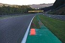 Spa plaatst nieuwe kerbstone voor Grand Prix van België