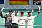 Rosberg wint spektakelstuk in België, geen punten Verstappen