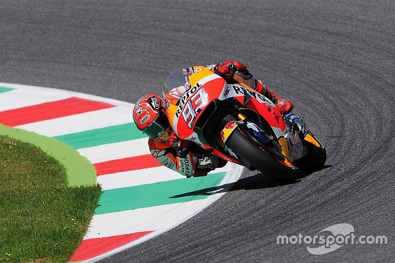 """Honda: """"Con nuestra electrónica actual, Marc habría ganado en Mugello"""""""