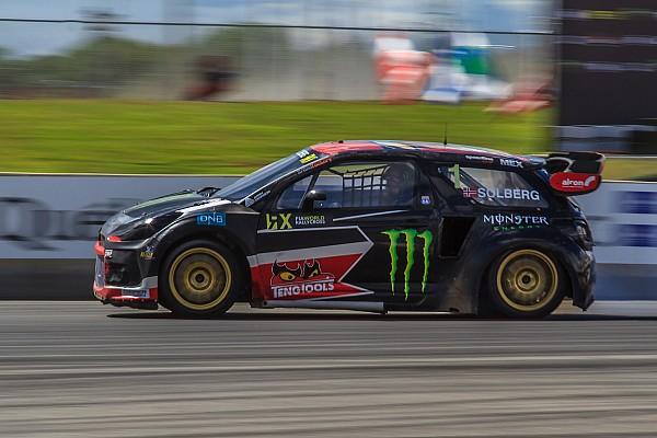 Сольберг примет участие во французском этапе World RX