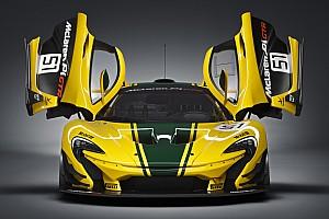 GT Feature Bildergalerie: McLaren P1 GTR