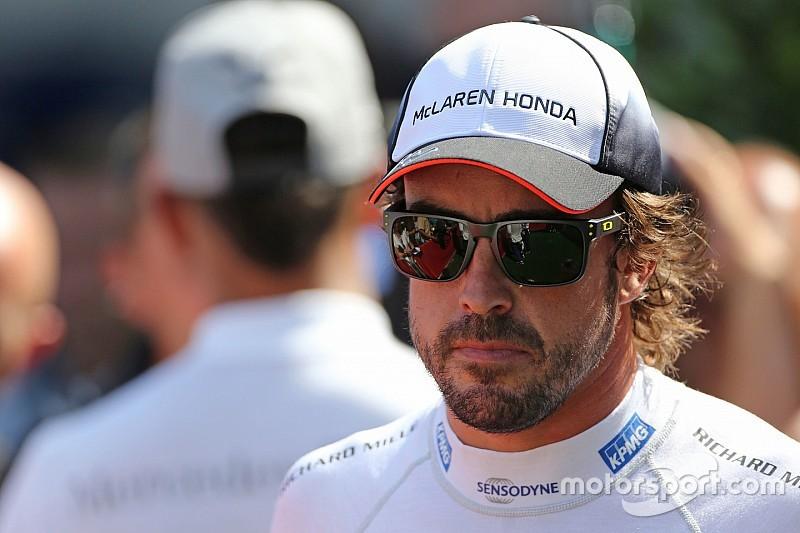 汉密尔顿:阿隆索若退出将会是F1的损失