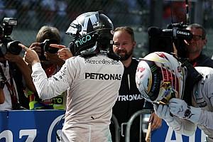 Formel 1 News Mercedes vor Dilemma: Nächstes Motoren-Upgrade nur für Rosberg?