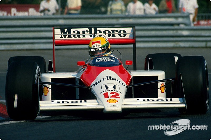 Ex-mecánico de McLaren recuerda la derrota histórica en Monza 88