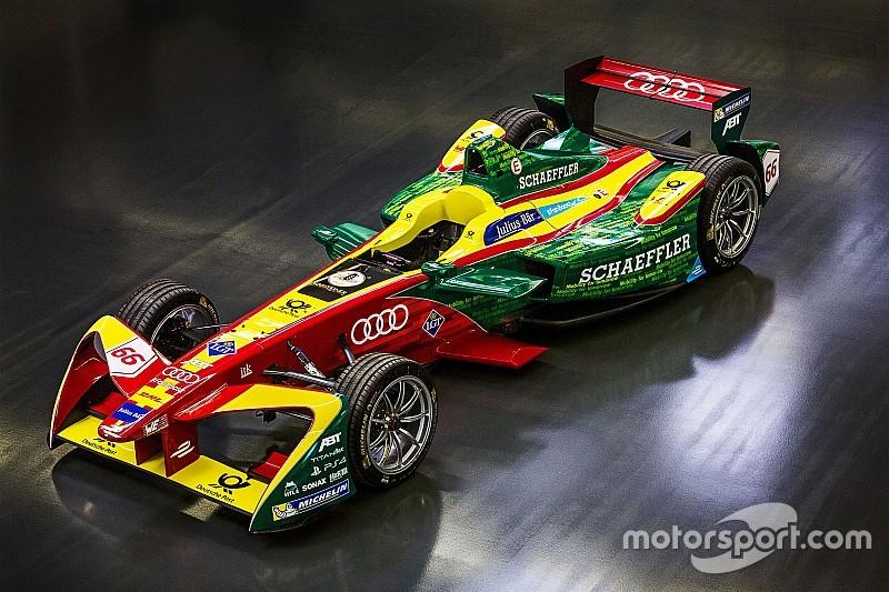 Audi richt zich op Formule E-fabrieksteam in 2017