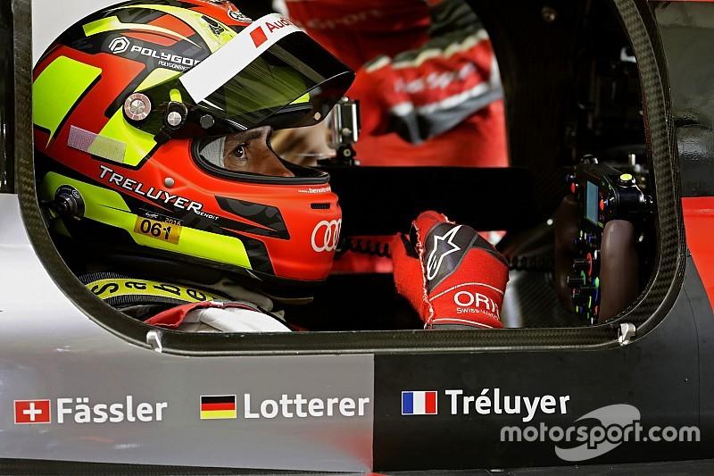 WEC: Audi-Fahrer Benoit Treluyer fällt für 6h Mexiko aus