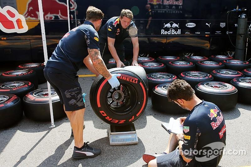 Pirelli verlaagt bandendruk voor Italiaanse GP