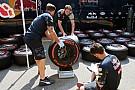 Pirelli reduce la presión de los neumáticos en el GP de Italia