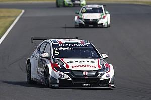 WTCC Résumé de course Course 1 - Michelisz s'impose, triplé Honda à domicile