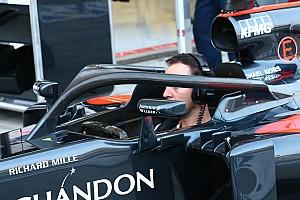 F1 Noticias de última hora Alonso y Hamilton probarán el Halo en Singapur