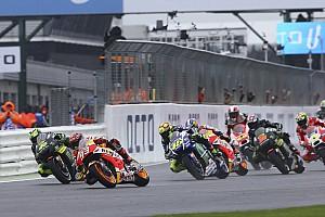 La parrilla de salida del Gran Premio de Gran Bretaña
